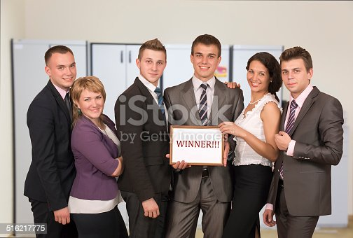 istock Award winning business team 516217775