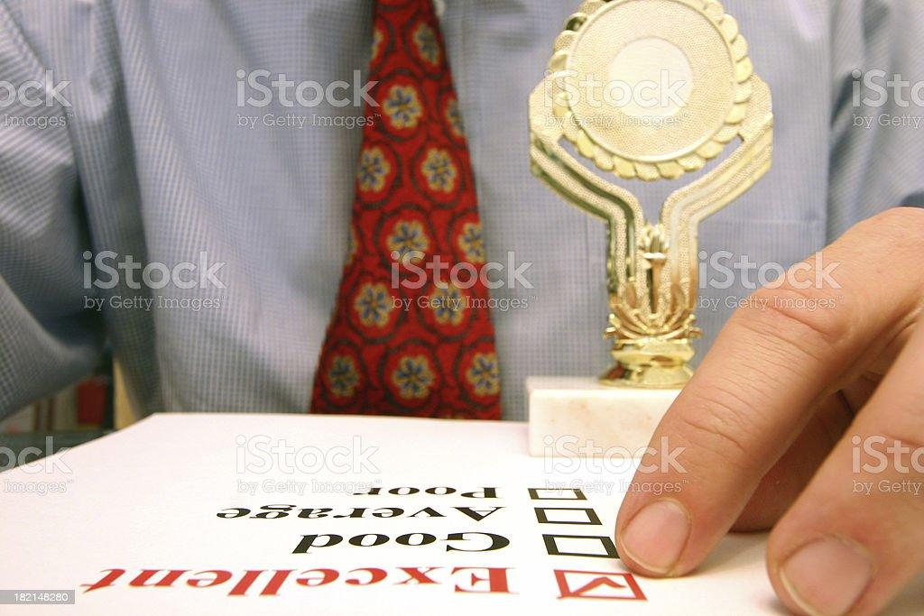 Award winning royalty-free stock photo