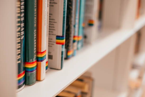 LGBTQ-Bewusstseinsbücher – Foto