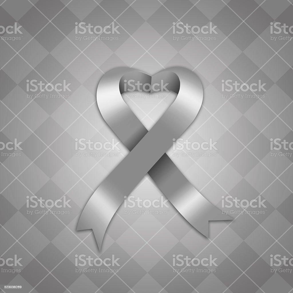 mes de concientización sobre la diabetes de la cinta gris