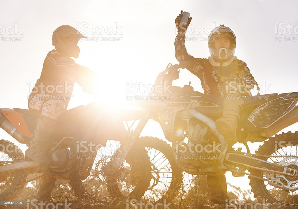 Awesome ride! stock photo