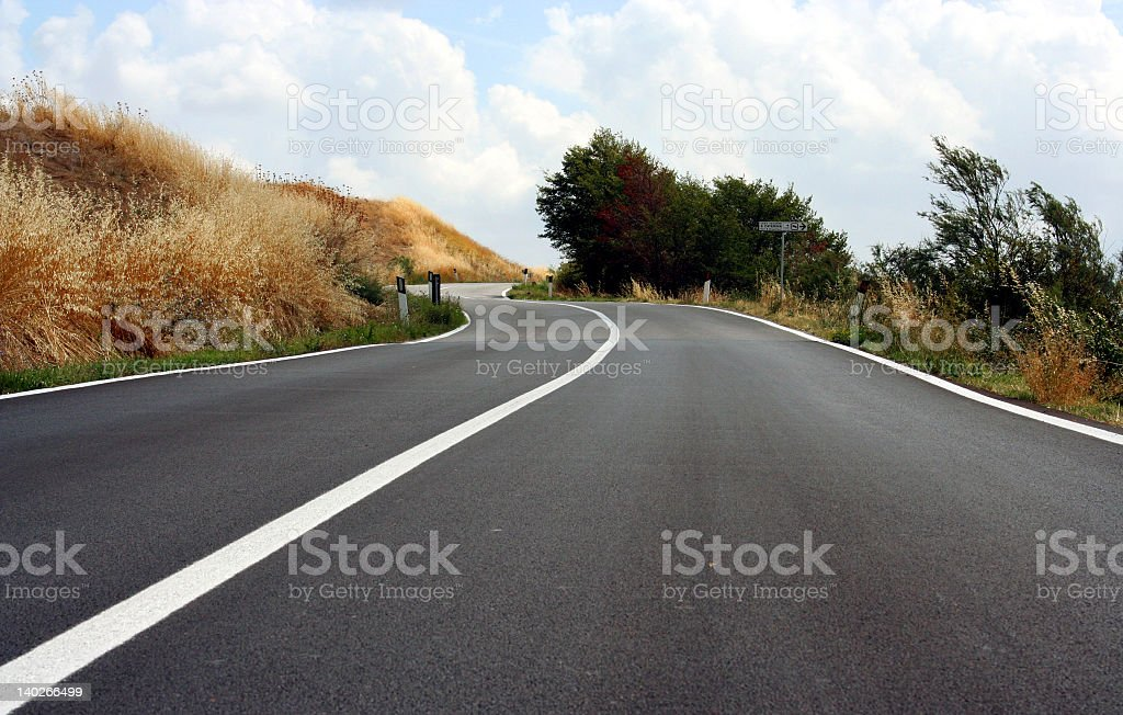 awesome road royalty-free stock photo
