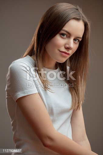 1126620182istockphoto awesome young model posing to the camera 1127506637