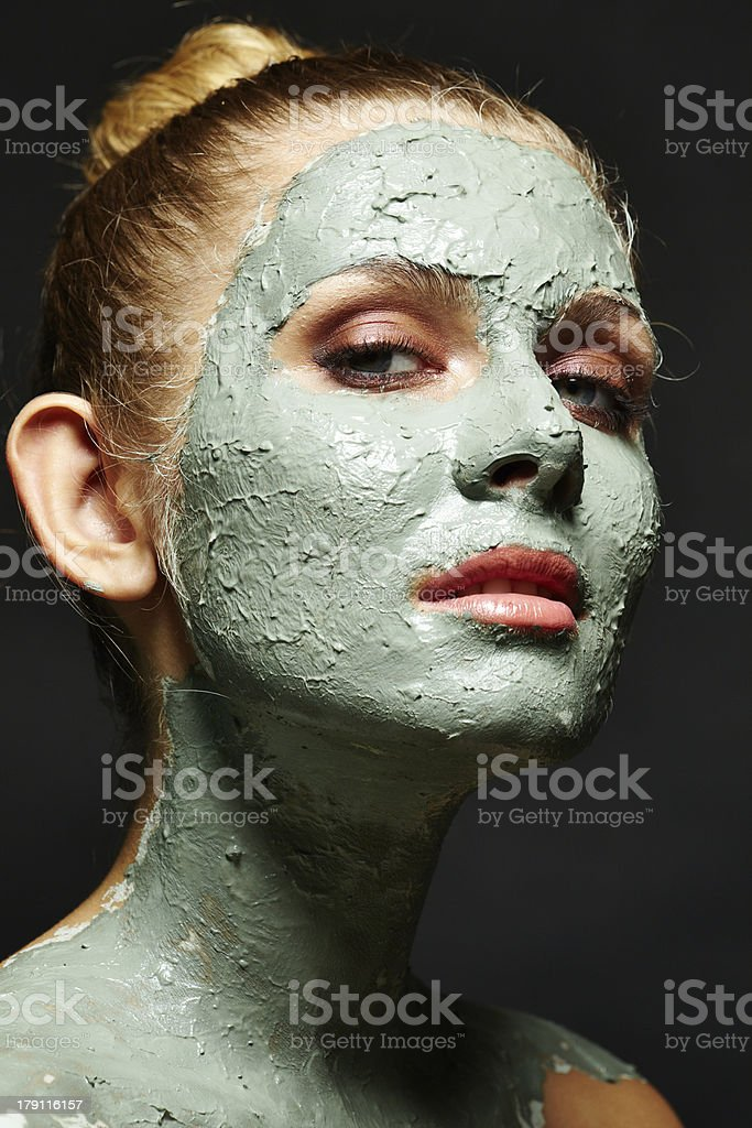 Awful thing is that beauty royalty-free stock photo