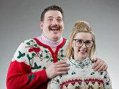 Awkward Christmas Photo