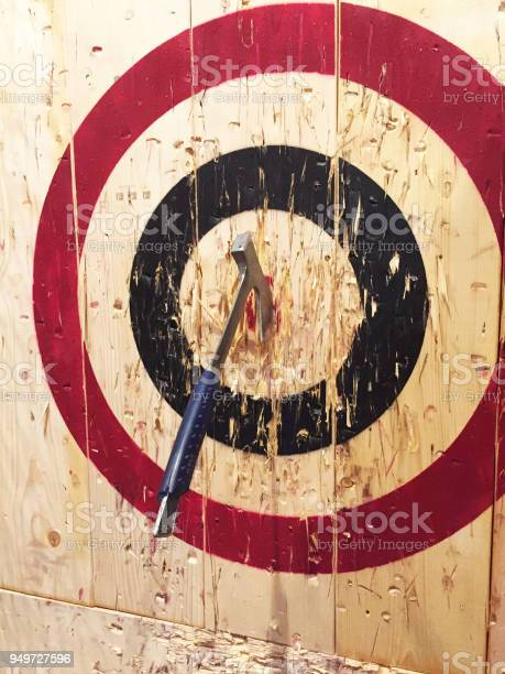 Photo of Axe Throwing at Targets