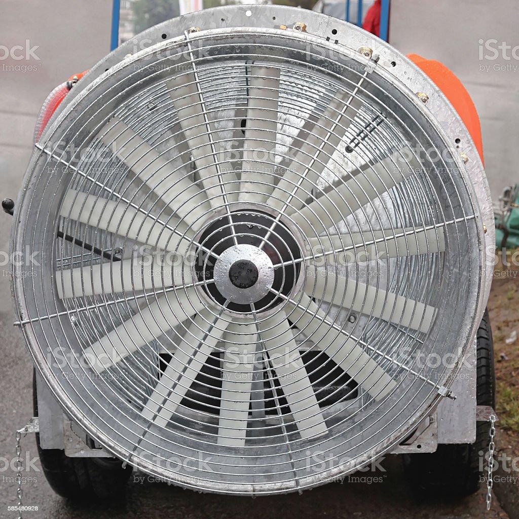 Axial Fan stock photo