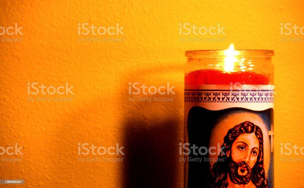 Ay, Jesus! royalty-free stock photo