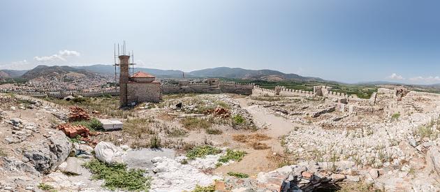 Ayasuluk 요새 셀 축 이즈미르 터키에에서 성 0명에 대한 스톡 사진 및 기타 이미지