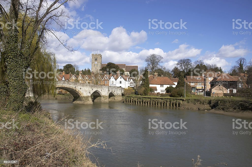 Aylesford royalty-free stock photo
