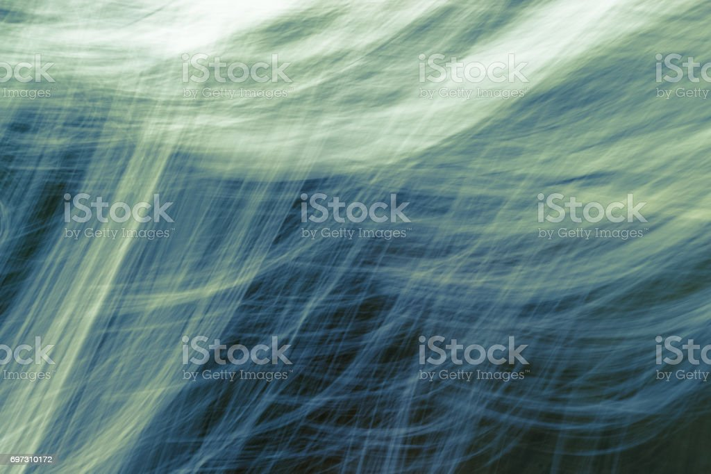 Aysgarth Falls Abstract stock photo