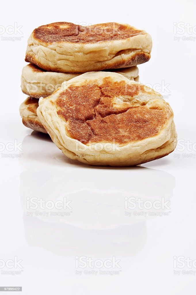 Azorean bread royalty-free stock photo