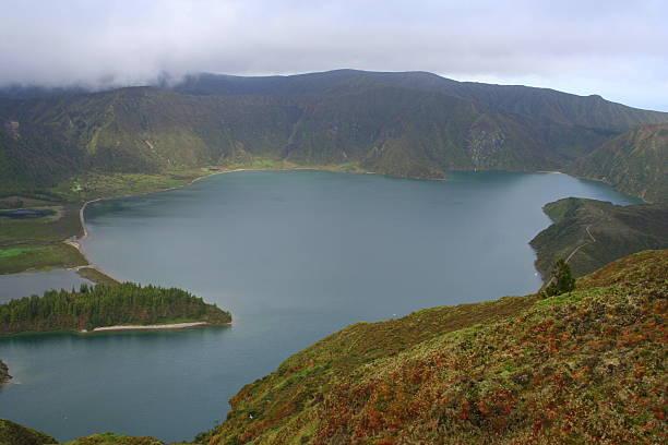 Azores- Sao Miguel stock photo