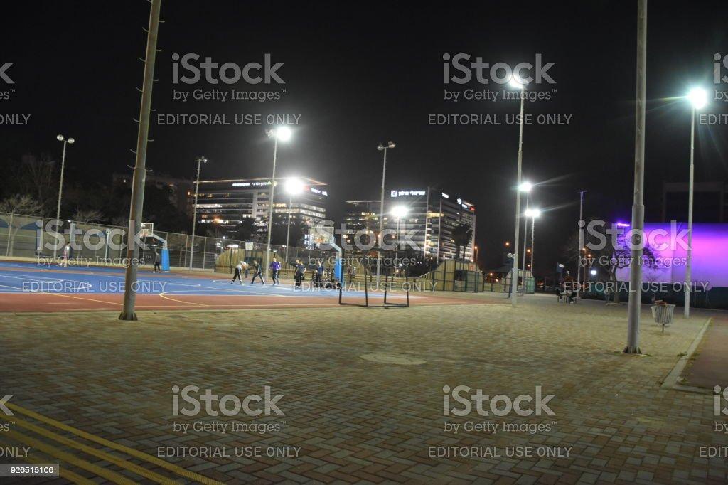 Azrieli Mall -  Holon, Israel stock photo