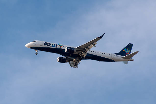 Azul Airlines Aircraft stock photo
