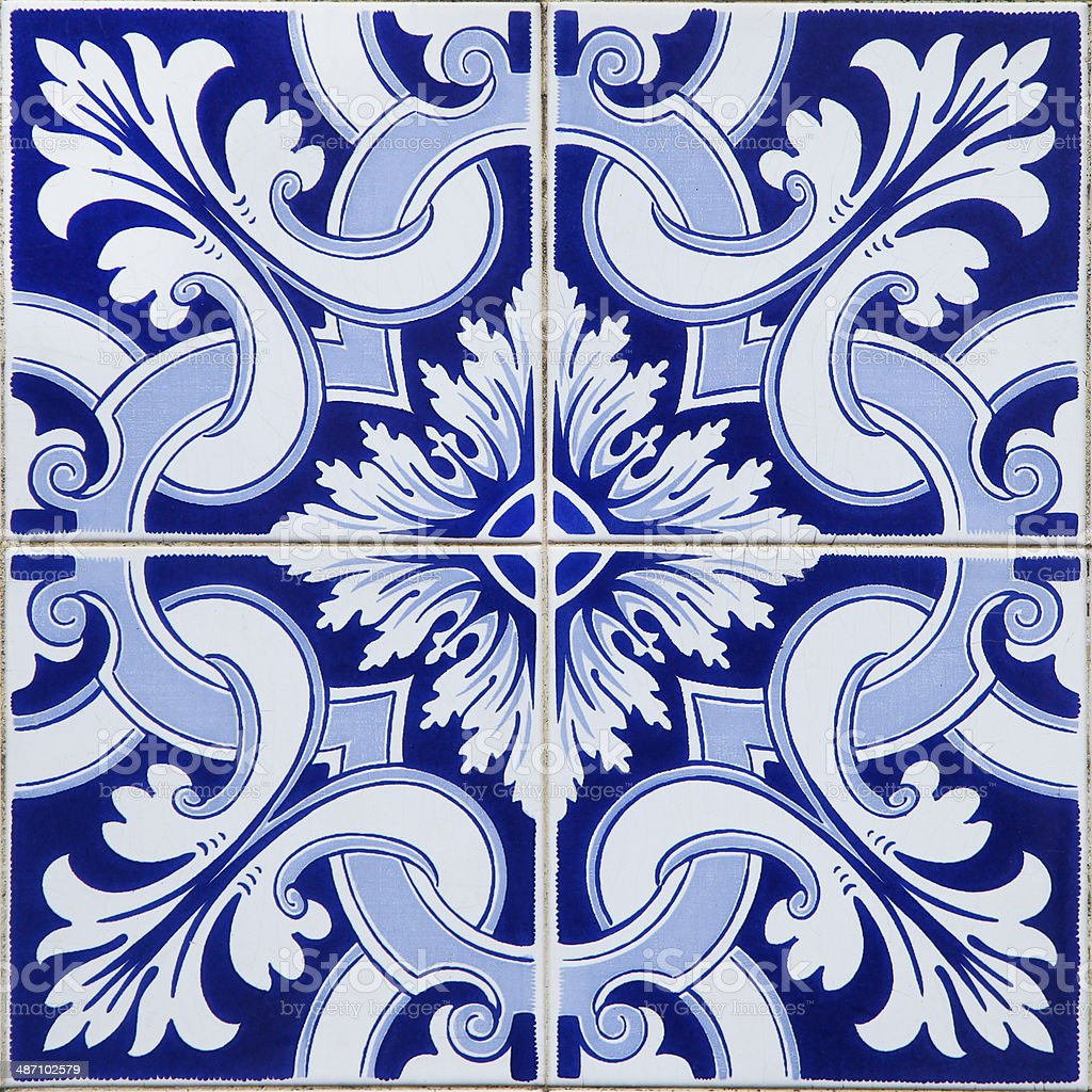 Azulejos - fotografia de stock
