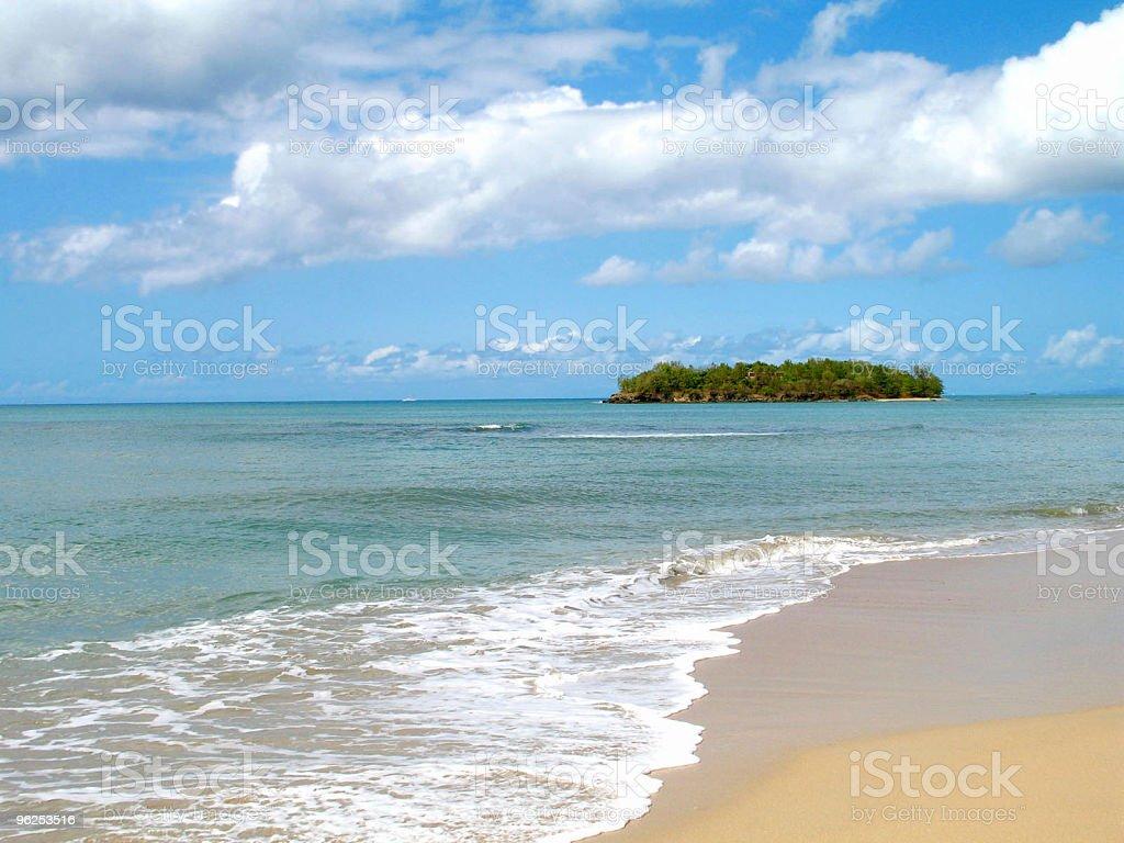azure seascape - Royalty-free Abandoned Stock Photo
