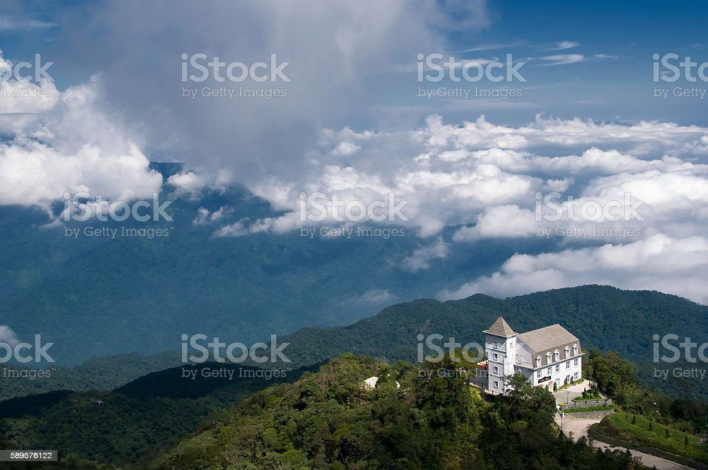 Ba Na Hill, Danang, Vietnam – Foto