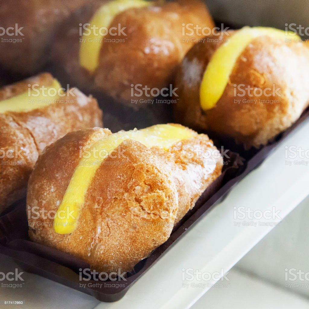 Baba des pâtisseries, place image - Photo