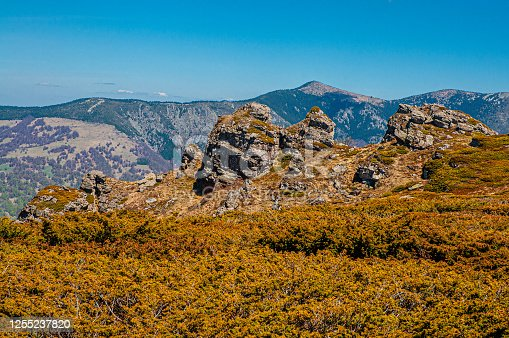 istock BabinBabin zub is a peak in the Stara Planina mountain massif in the south-eastern Serbia 1255237820