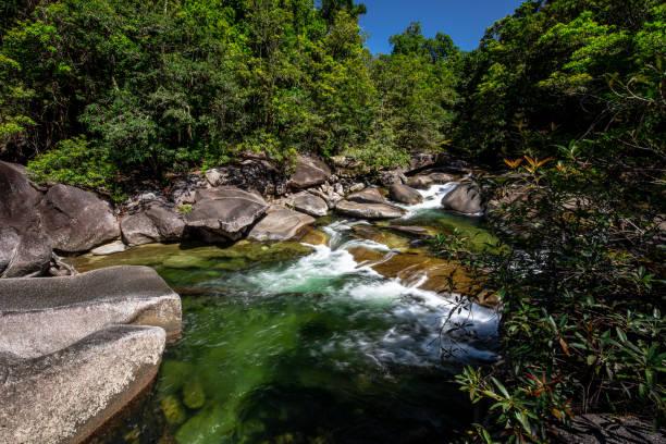 Babinda Boulders stock photo
