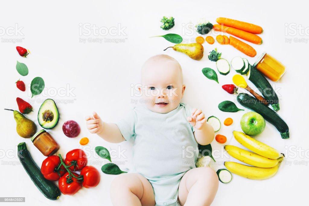 como alimentar a un bebe de 8 meses