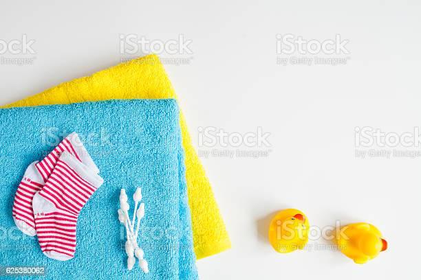 Baby accessories for bath on white background picture id625380062?b=1&k=6&m=625380062&s=612x612&h=w3coqswthyqjclbic0pr0jbhijt81rcxkdjqstygqzc=