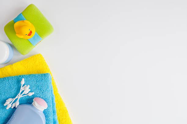 Baby accessories for bath on white background picture id625660710?b=1&k=6&m=625660710&s=612x612&w=0&h=duis2ae6iywq6m5fga1t7kdefbimqizgxjff3hz yxm=