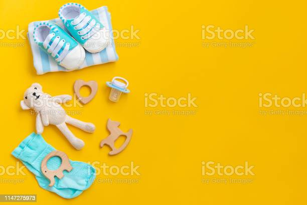 Baby accessories for newborns on a colored background selective focus picture id1147275973?b=1&k=6&m=1147275973&s=612x612&h=t jfh1mpkz1b15vwwkc8ormfvojemhcrh0339urokoy=