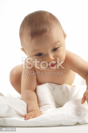 istock baby after bath  #21 89143274