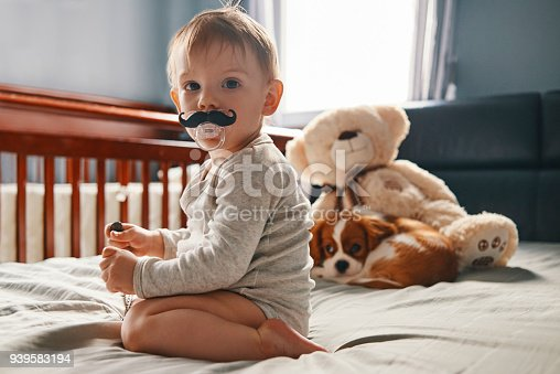 istock baby and his little crew 939583194