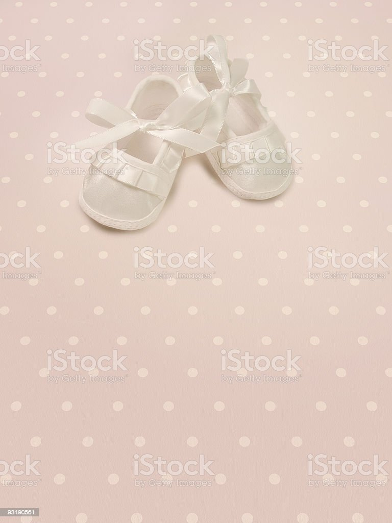 Baby Ballet stock photo