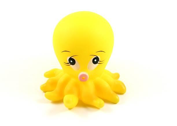 Baby Bath Toy stock photo
