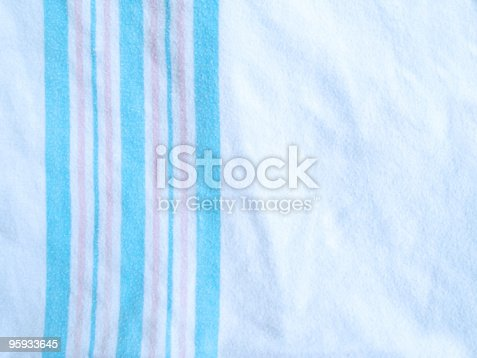 a baby blanket background used in all hospitals for infants.