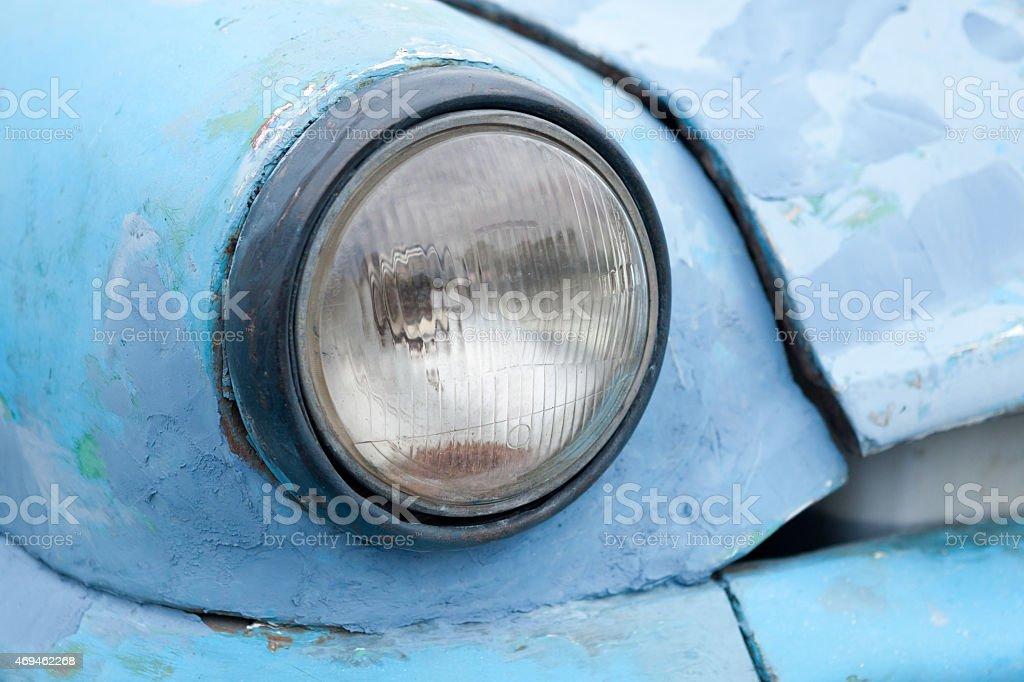 baby blue-light – Foto