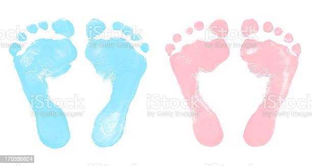 Baby boy and girl footprints picture id175386624?b=1&k=6&m=175386624&s=612x612&h=2a gfkkxrsknb 43trdjtuqjqcux1bg3dxzimf qrqq=