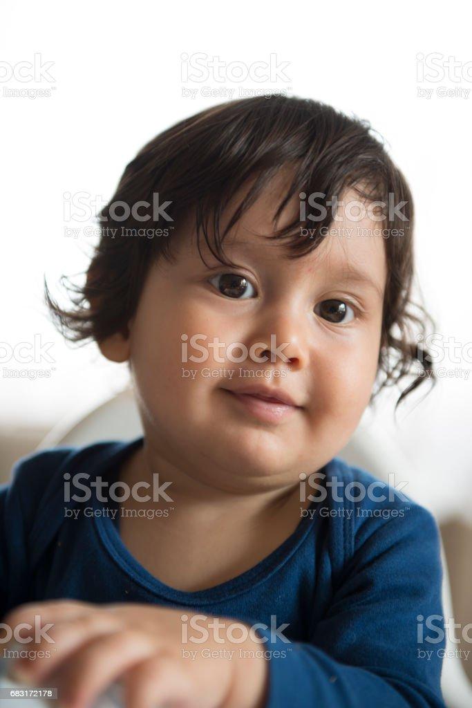 親愛的男孩 免版稅 stock photo