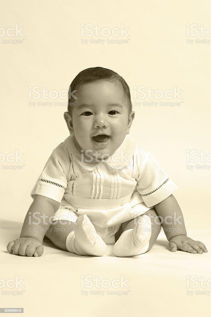 Baby Boy royalty-free stock photo