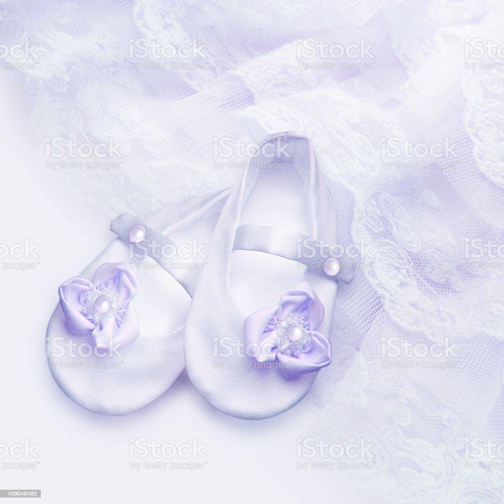Baby card. stock photo