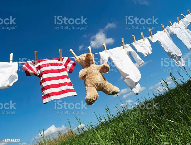 Baby clothing on a clothesline picture id465766322?b=1&k=6&m=465766322&s=612x612&h=zc9qlby yeah8mwa2ki52uwgn  rl3w4076dy3wmx m=