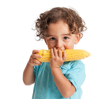 Baby corn bites