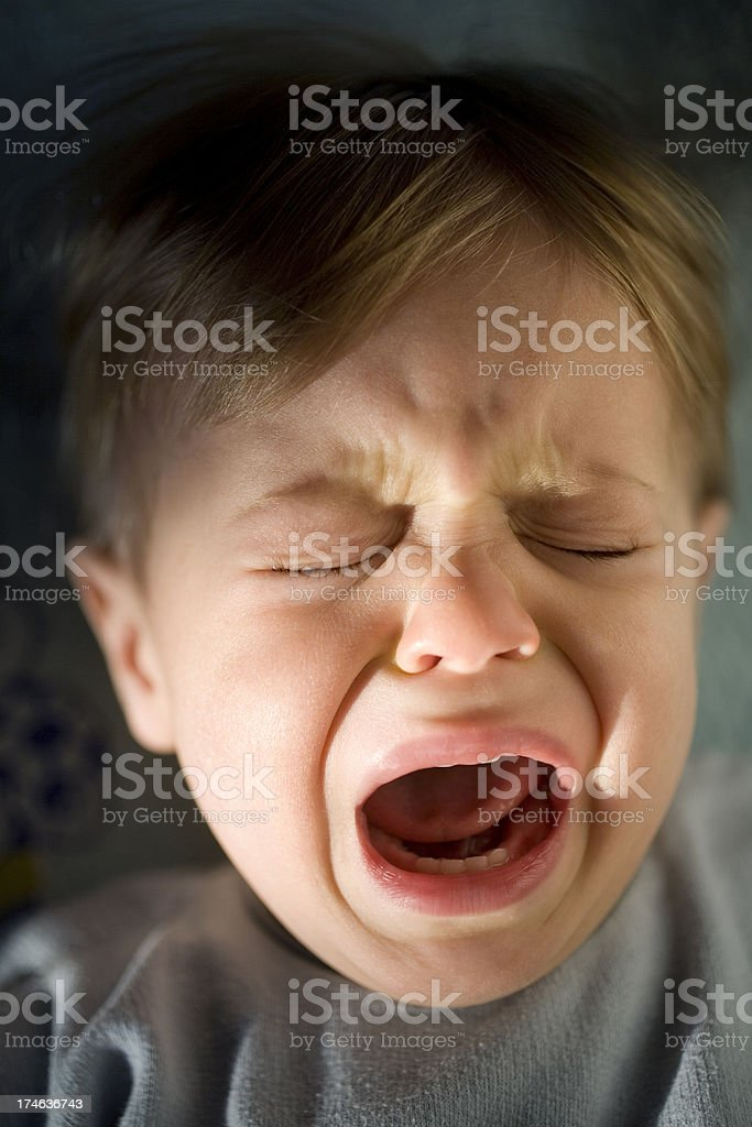 Baby crying. To see more Children images click on the link below:
