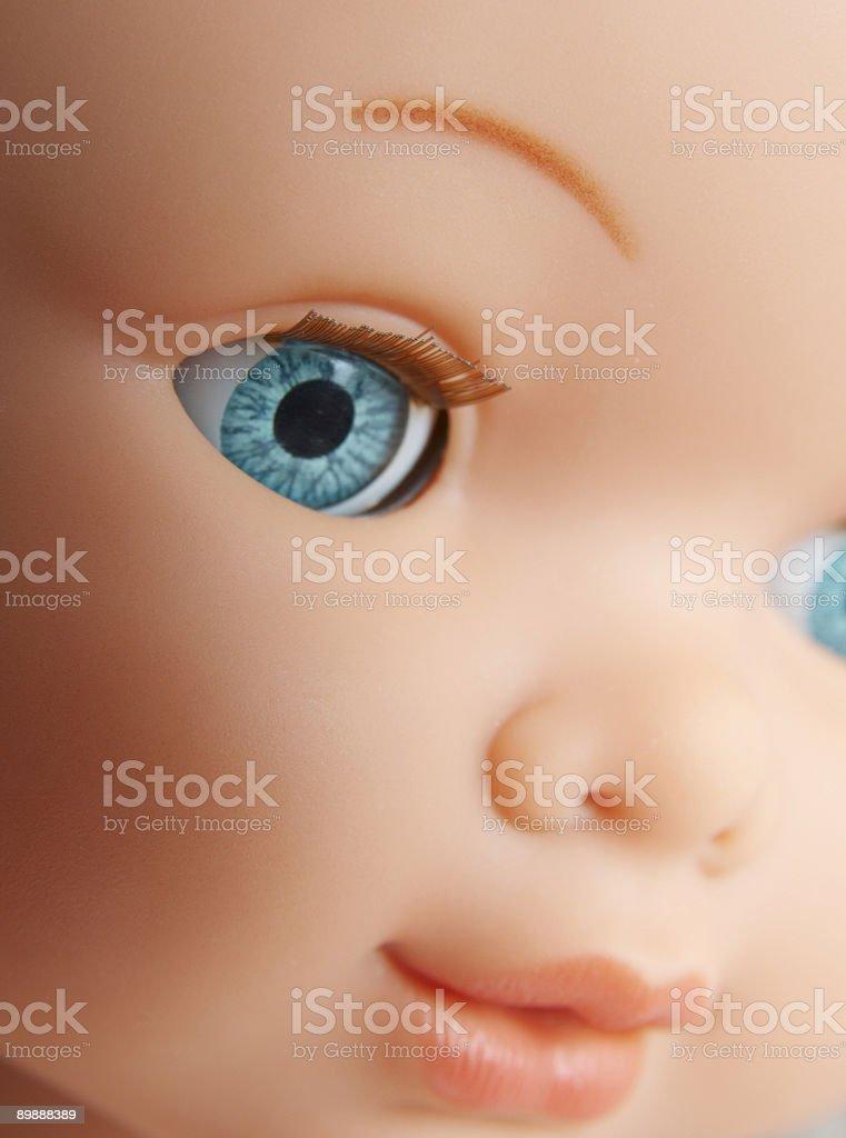 baby doll royalty-free stock photo