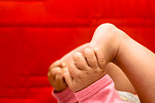 istock Baby Feet 882534884