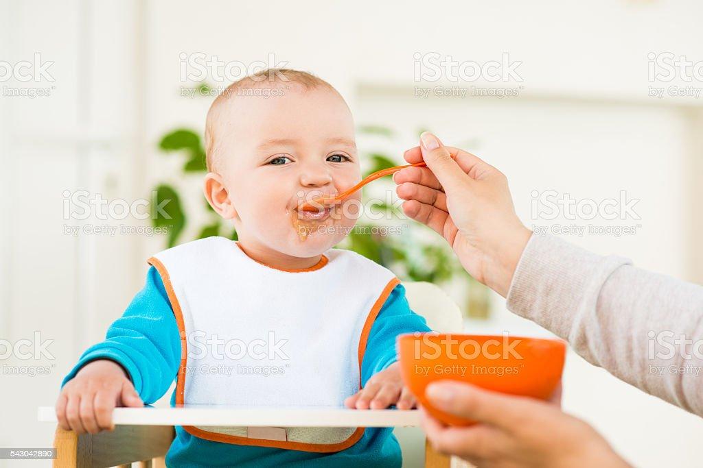 Baby food  – Foto
