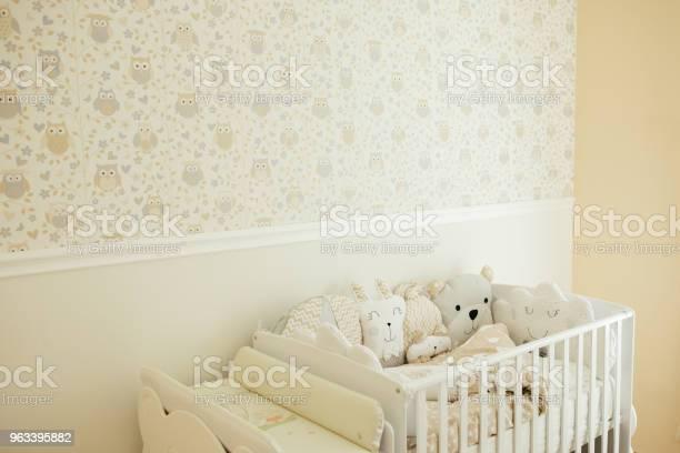 Zestaw Mebli Dziecięcych - zdjęcia stockowe i więcej obrazów Bawełna