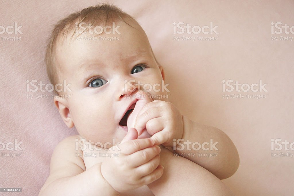 baby foot n mouth