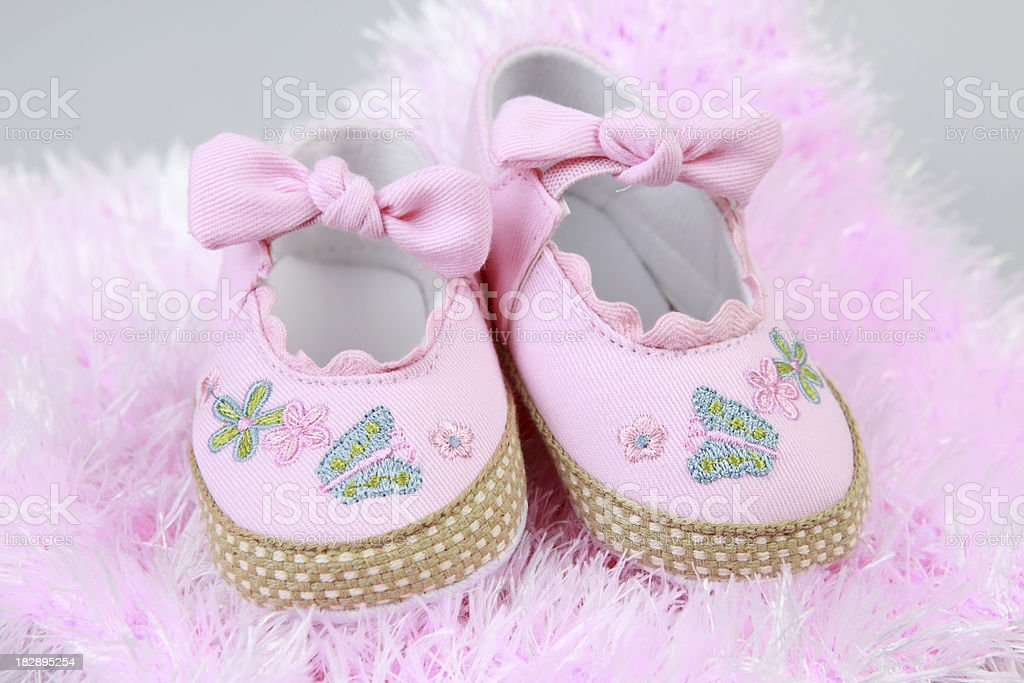 Baby Girls royalty-free stock photo