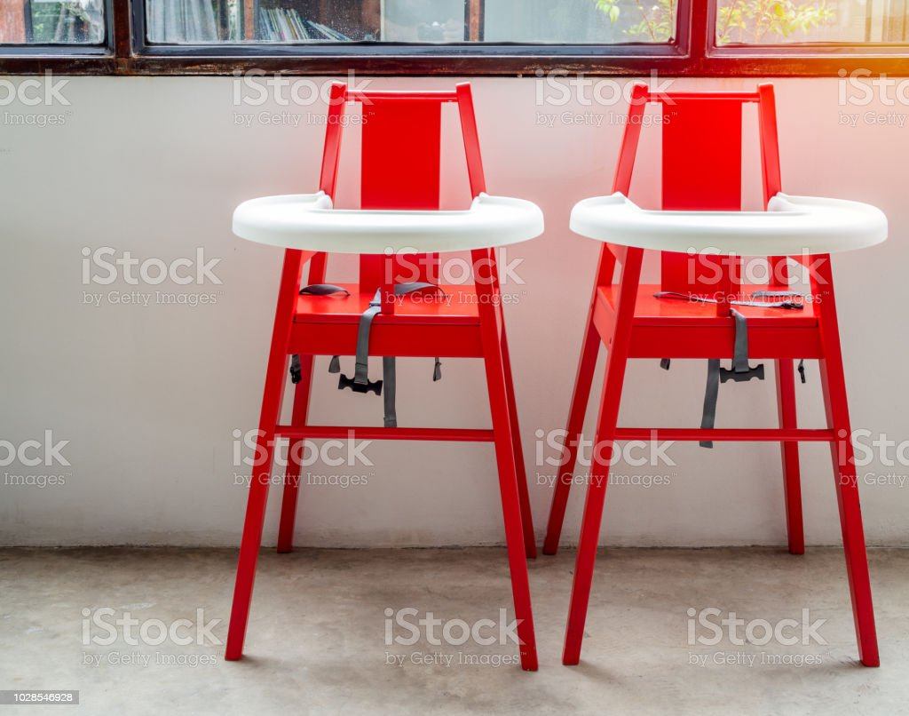 Baby Highchairs Stock Photo Download Image Now Istock