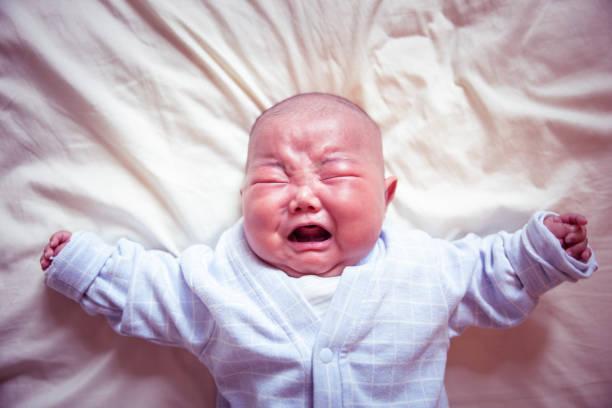 Baby hungrig – Foto